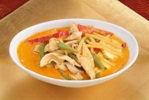 Gang Ped (Red Curry)